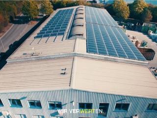 WUD | Photovoltaikanlage